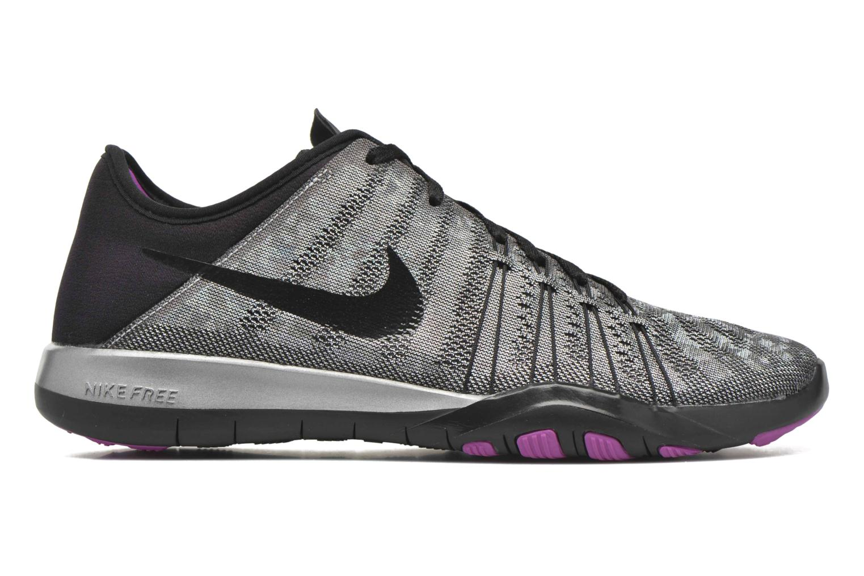 Zapatillas de deporte Nike Wmns Nike Free Tr 6 Mtlc Gris vistra trasera