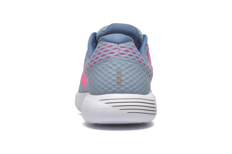 Chaussures de sport Nike Wmns Nike Lunarglide 8 Gris vue droite