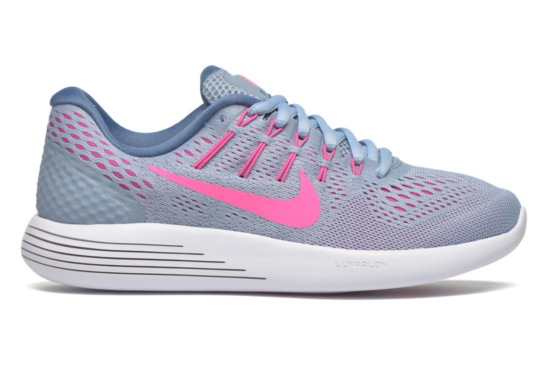 Chaussures de sport Nike Wmns Nike Lunarglide 8 Gris vue derrière