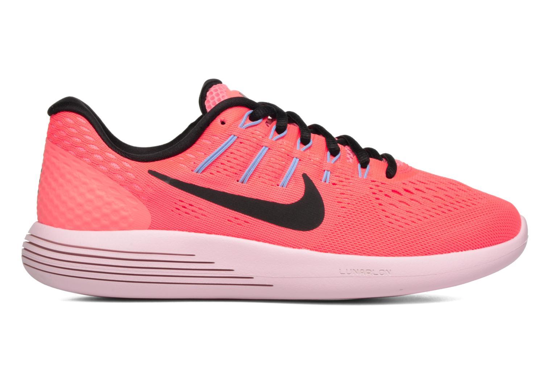 Chaussures de sport Nike Wmns Nike Lunarglide 8 Rose vue derrière