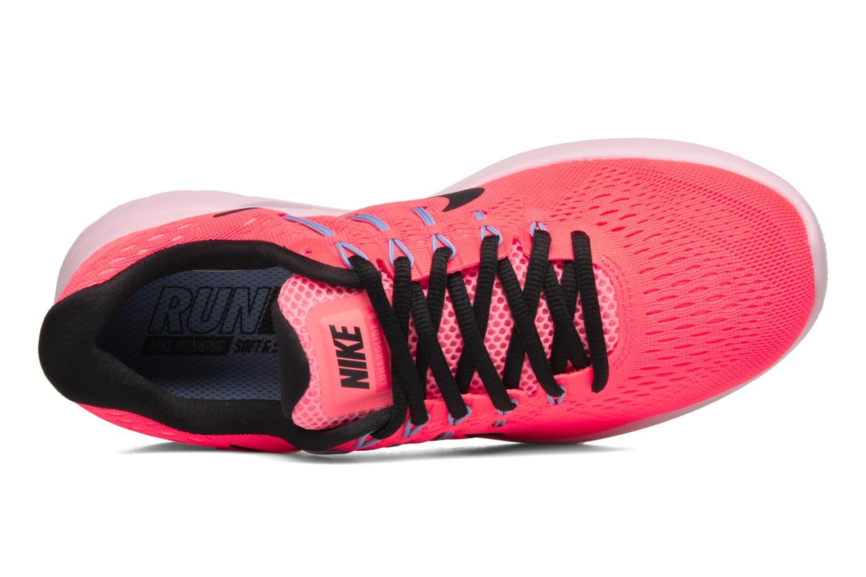 Chaussures de sport Nike Wmns Nike Lunarglide 8 Rose vue gauche