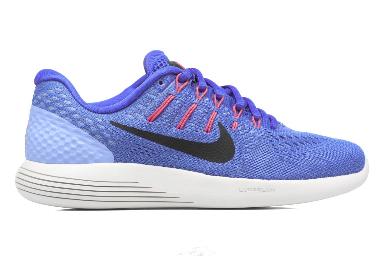 Chaussures de sport Nike Wmns Nike Lunarglide 8 Bleu vue derrière