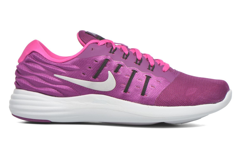 Chaussures de sport Nike Wmns Nike Lunarstelos Violet vue derrière