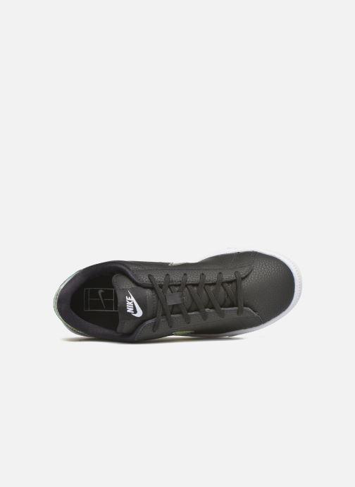 Deportivas Nike Wmns Tennis Classic Prm Negro vista lateral izquierda