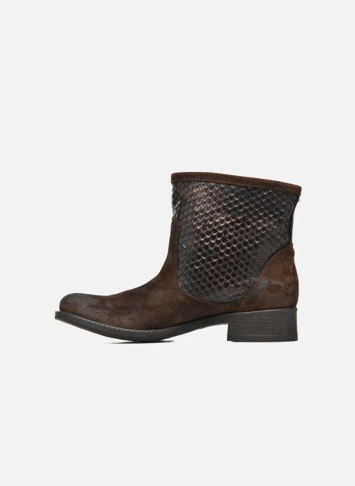 Bottines et boots Sweet Lemon L.5.Envie Marron vue face