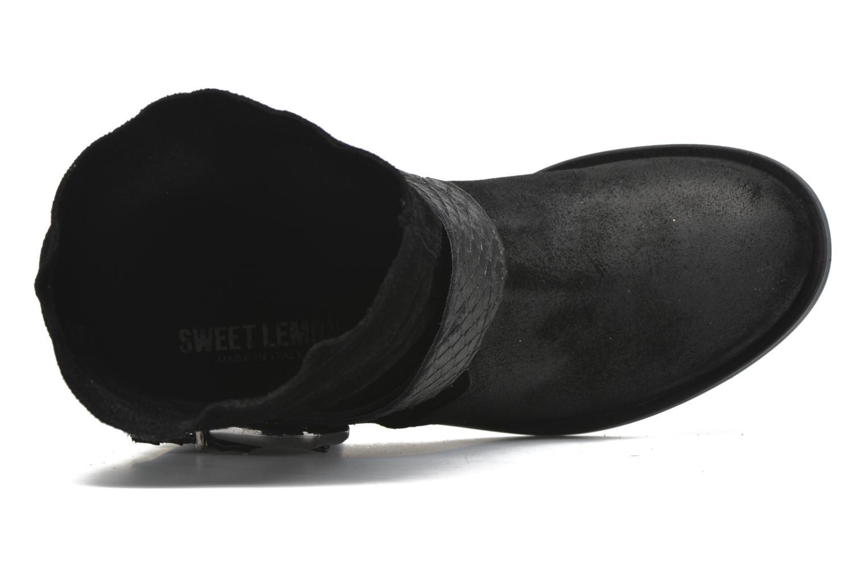 Bottines et boots Sweet Lemon L.5.Entete Noir vue gauche