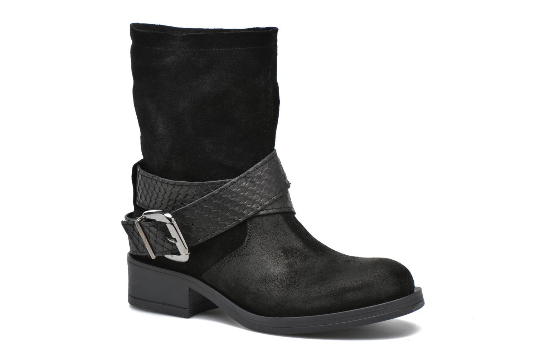 Bottines et boots Sweet Lemon L.5.Entete Noir vue détail/paire