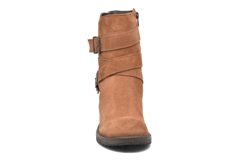 Bottines et boots Sweet Lemon L.5.Escofi Marron vue portées chaussures