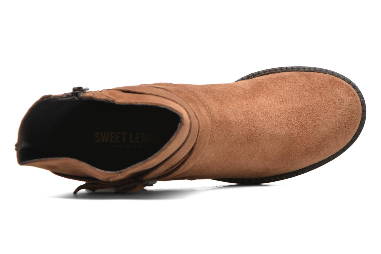 Bottines et boots Sweet Lemon L.5.Escofi Marron vue gauche