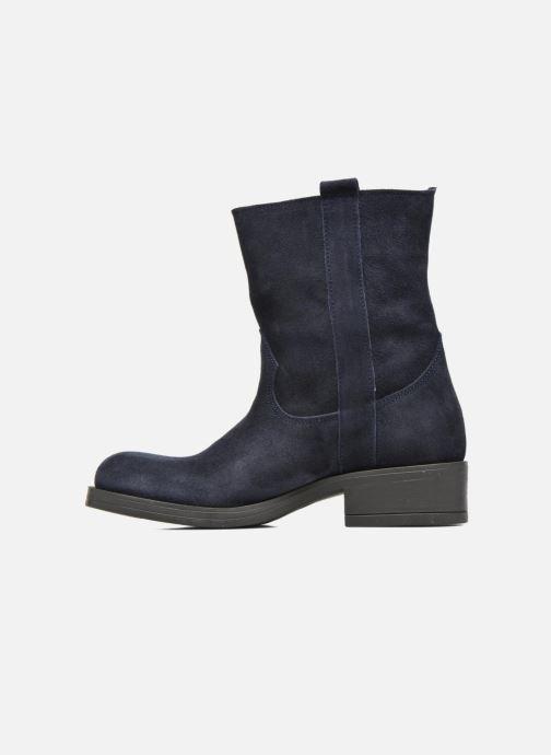 Bottines et boots Sweet Lemon L.5.Entour Bleu vue face