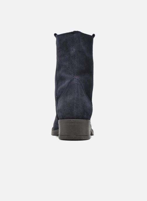 Bottines et boots Sweet Lemon L.5.Entour Bleu vue droite