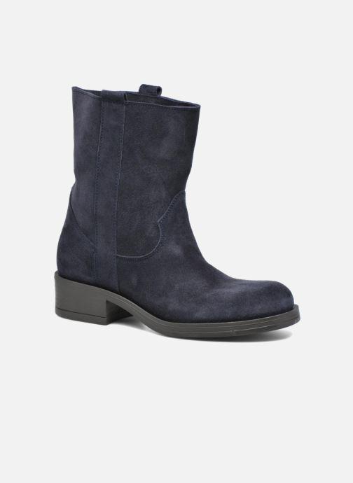 Bottines et boots Sweet Lemon L.5.Entour Bleu vue détail/paire