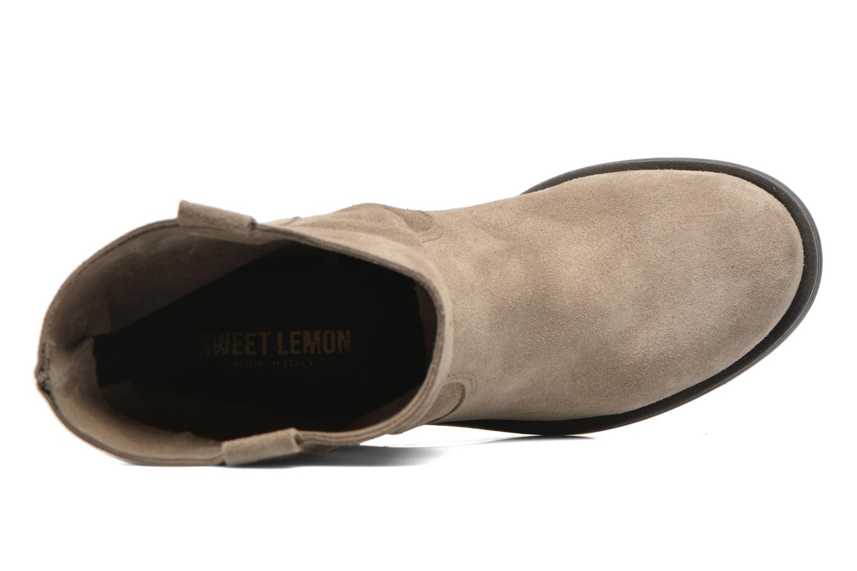 Bottines et boots Sweet Lemon L.5.Entour Bleu vue gauche