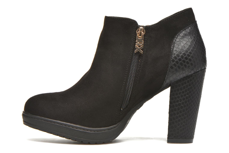 Bottines et boots Xti Dory-46004 Noir vue face
