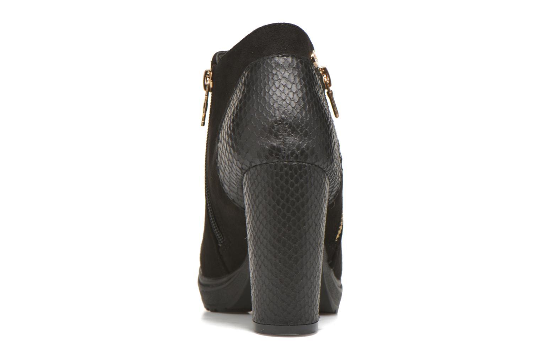 Bottines et boots Xti Dory-46004 Noir vue droite
