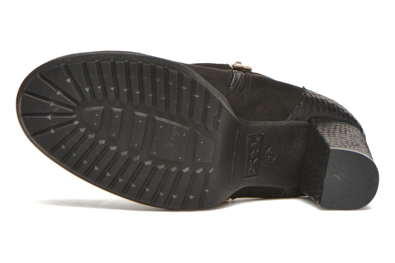 Bottines et boots Xti Dory-46004 Noir vue haut