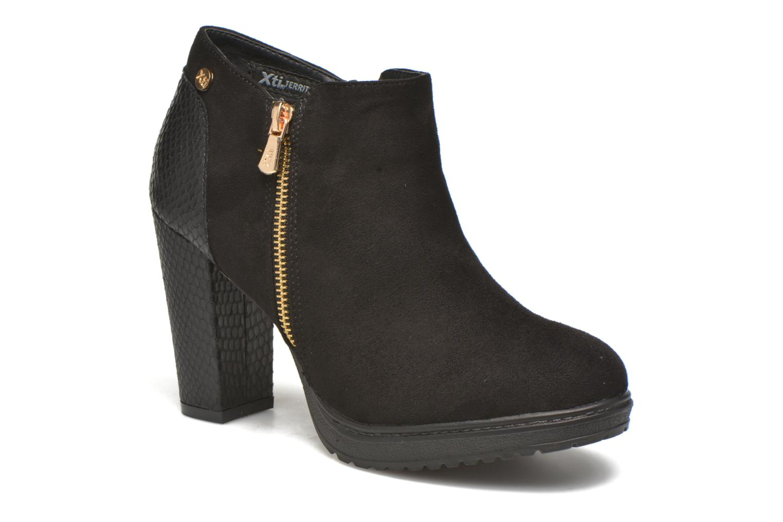 Bottines et boots Xti Dory-46004 Noir vue détail/paire