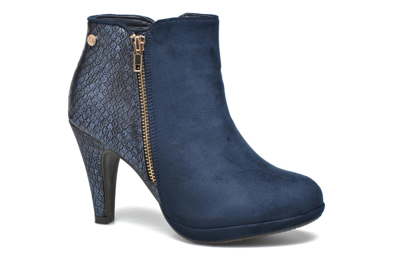 Ankelstøvler Xti Fresia-30222 Blå detaljeret billede af skoene