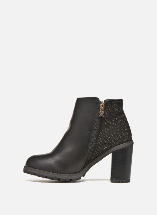 Bottines et boots Xti Louxy-46066 Noir vue face