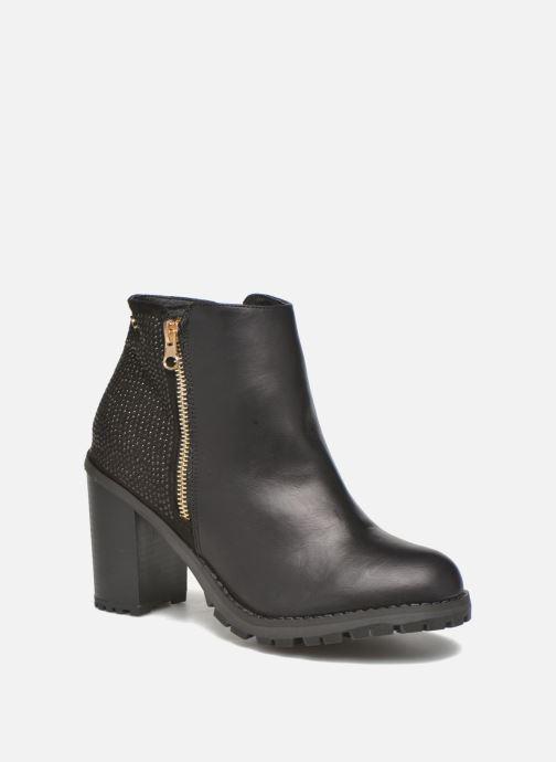 Bottines et boots Xti Louxy-46066 Noir vue détail/paire