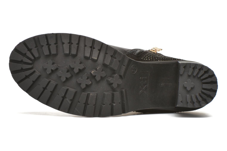 Bottines et boots Xti Louxy-46066 Noir vue haut