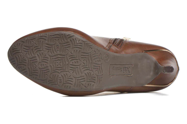 Bottines et boots Xti Lena-46017 Marron vue haut