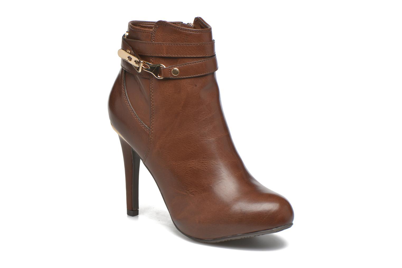 Bottines et boots Xti Lena-46017 Marron vue détail/paire