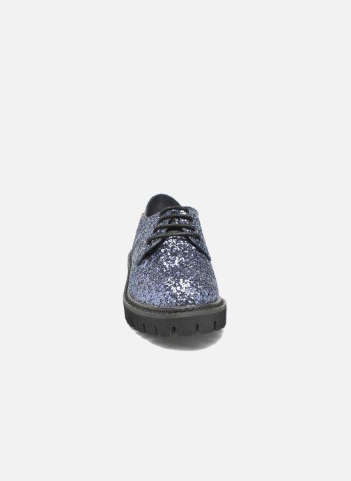 Snøresko Xti Paillettes-30324 Blå se skoene på
