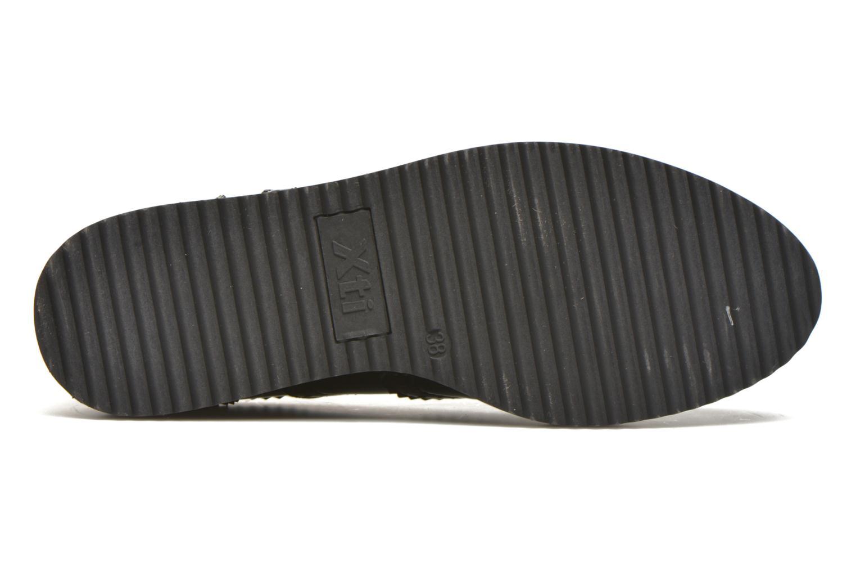 Chaussures à lacets Xti Luty-46259 Noir vue haut