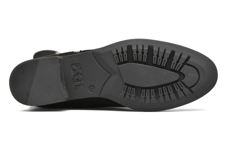 Bottes Xti Barny-30541 Noir vue haut
