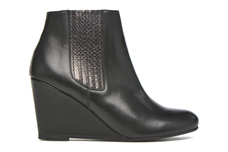 Bottines et boots Georgia Rose Gapensé Noir vue derrière