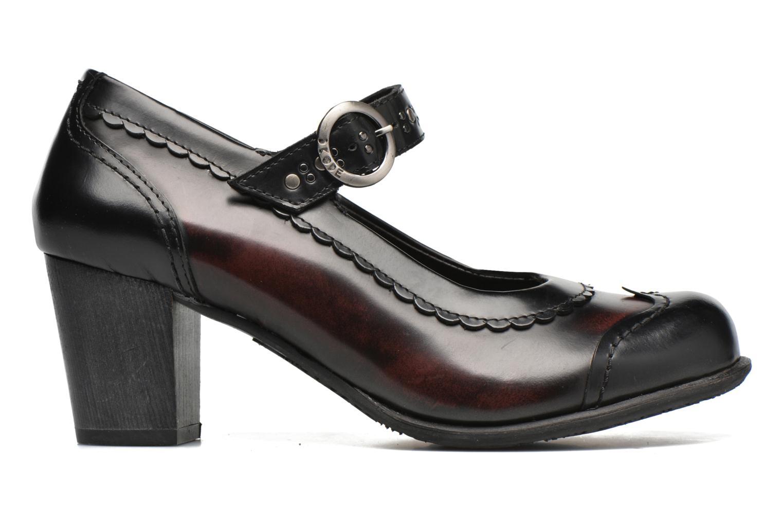Zapatos de tacón Dkode Bria Negro vistra trasera