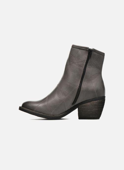 Bottines et boots Dkode Lakym Gris vue face