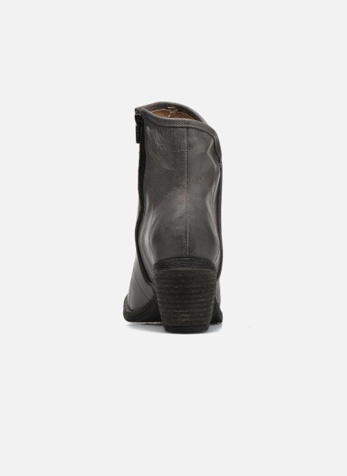 Bottines et boots Dkode Lakym Gris vue droite