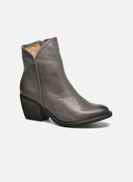 Bottines et boots Dkode Lakym Gris vue détail/paire