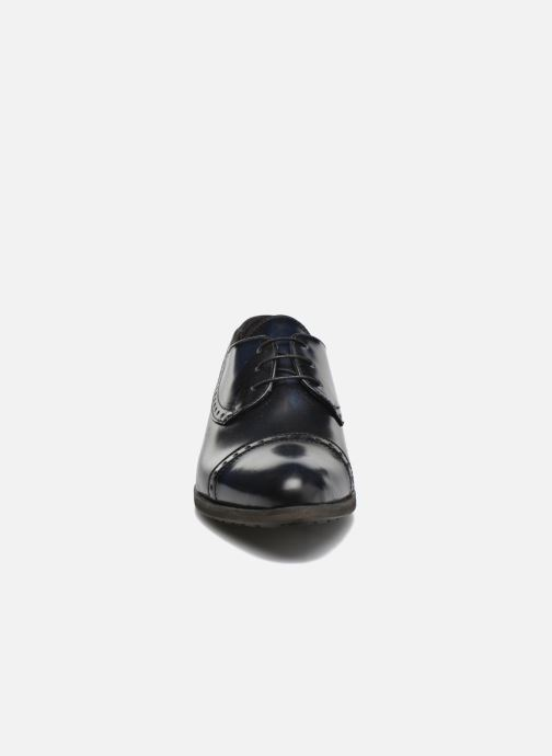 Lace-up shoes Dkode Sally Blue model view