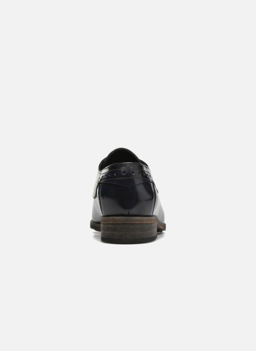 Lace-up shoes Dkode Sally Blue view from the right