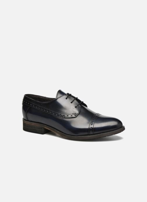 Lace-up shoes Dkode Sally Blue detailed view/ Pair view