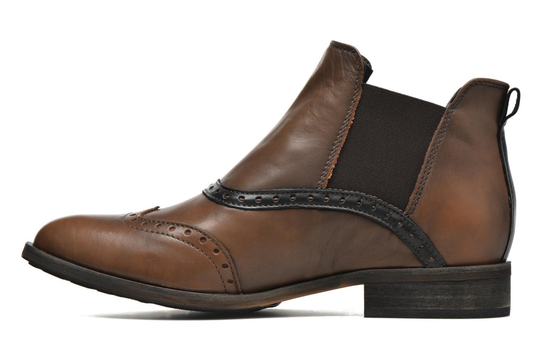 Bottines et boots Dkode Solvi Marron vue face