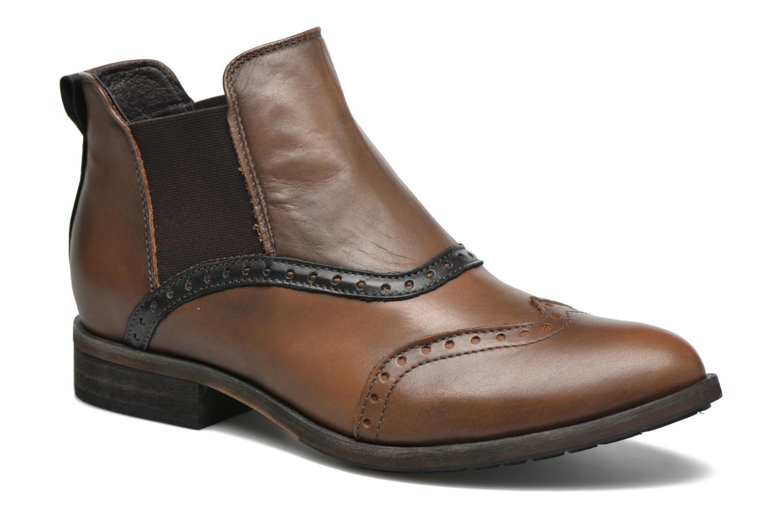 Bottines et boots Dkode Solvi Marron vue détail/paire