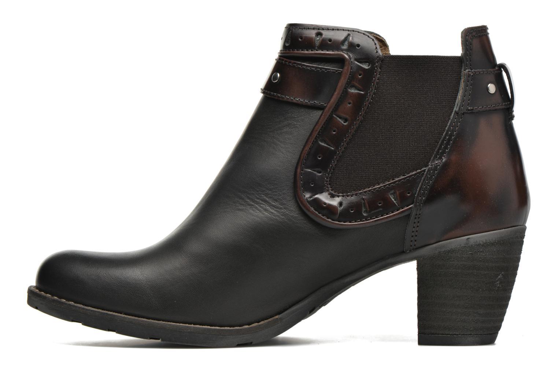 Bottines et boots Dkode Cloe Noir vue face