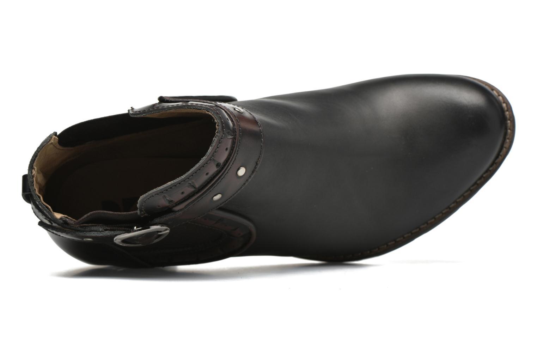 Bottines et boots Dkode Cloe Noir vue gauche