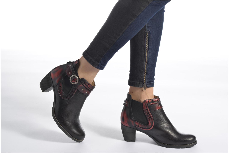 Bottines et boots Dkode Cloe Noir vue bas / vue portée sac
