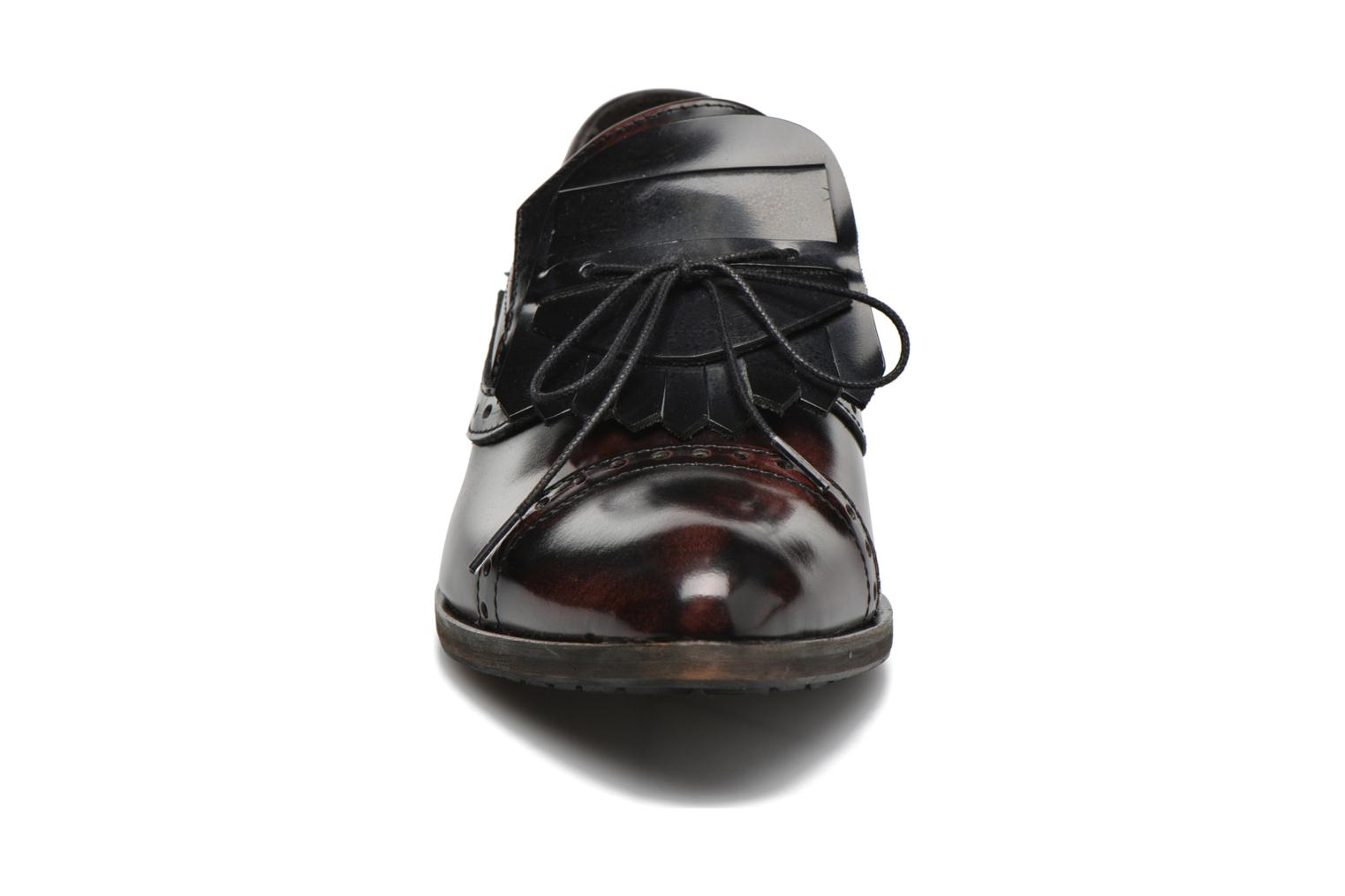 Loafers Dkode Sirian Red model view