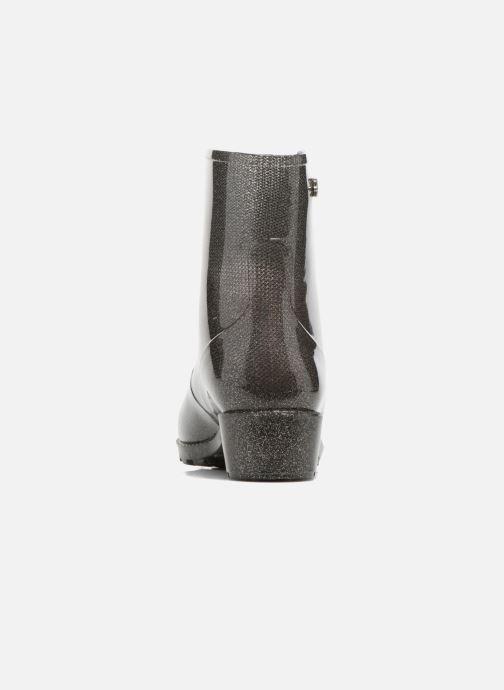 Bottines et boots Méduse Camapail Argent vue droite