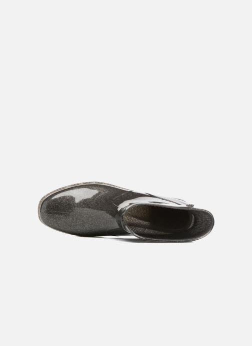Bottines et boots Méduse Camapail Argent vue gauche