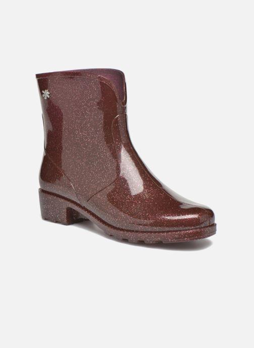 Bottines et boots Méduse Camapail Bordeaux vue détail/paire