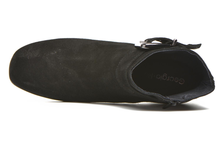 Stiefeletten & Boots Georgia Rose Mabouk schwarz ansicht von links