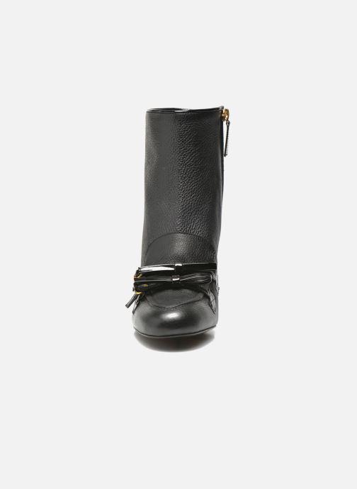 Stiefeletten & Boots Boutique Moschino Bot-bot schwarz schuhe getragen