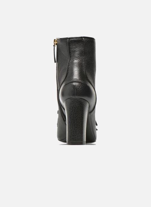 Stiefeletten & Boots Boutique Moschino Bot-bot schwarz ansicht von rechts